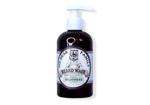 Mr. Bear Beard Wash Wilderness- шампунь для бороды 250 мл, фото 1