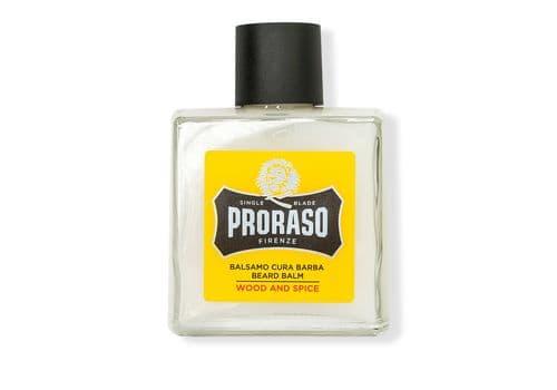 Proraso Wood and Spice Beard Balm - бальзам для бороды, 100 мл, фото 1