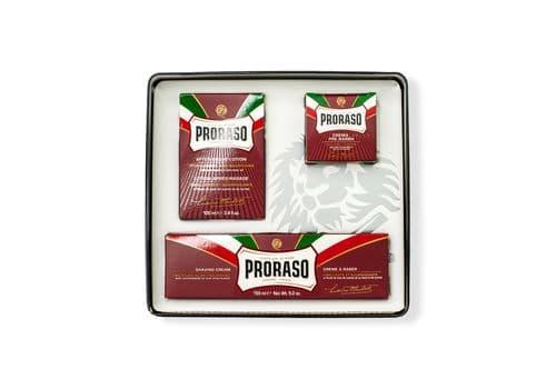 """Proraso """"PRIMADOPO"""" - Набор для бритья /питательный/, фото 2"""