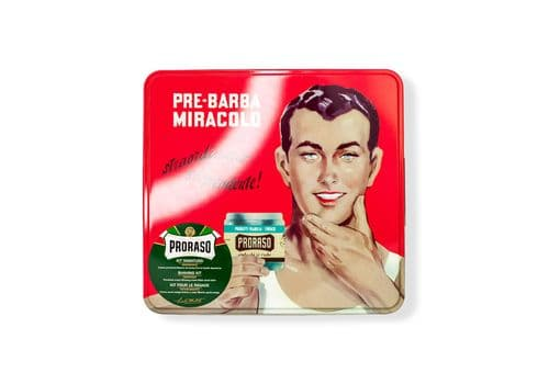 "Proraso ""GINO"" - Набор для бритья /освежающий/, фото 1"