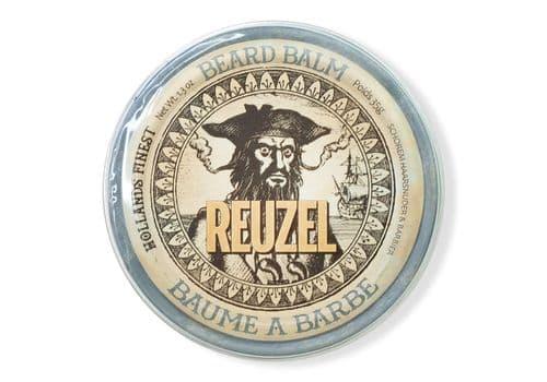 Reuzel  Beard Balm - Кондиционер-бальзам для ухода за бородой, 35 г, фото 1