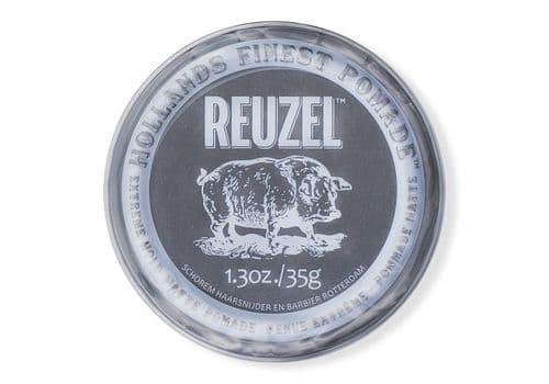 Reuzel Extreme Hold Matte Pomade-паста экстрасильной фиксации с матовым эффектом, 35 г, фото 1