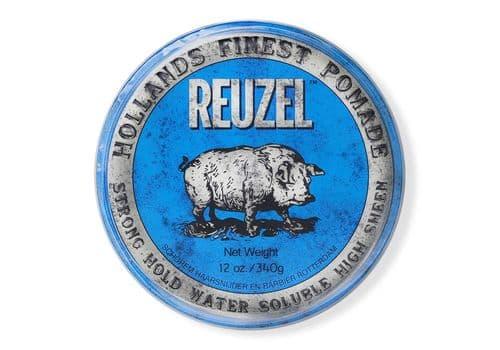 Reuzel Strong Hold Pomade - помада на водной основе, 340 г, фото 1