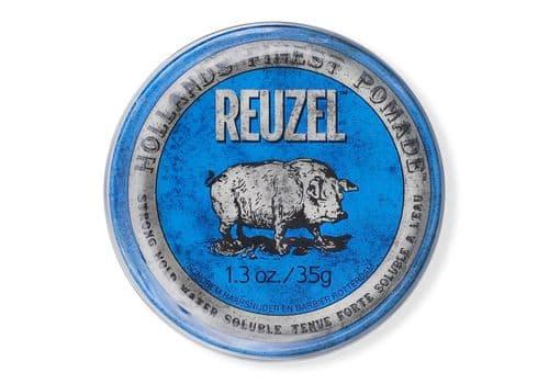 Reuzel Strong Hold Pomade - помада на водной основе, 35 г, фото 1