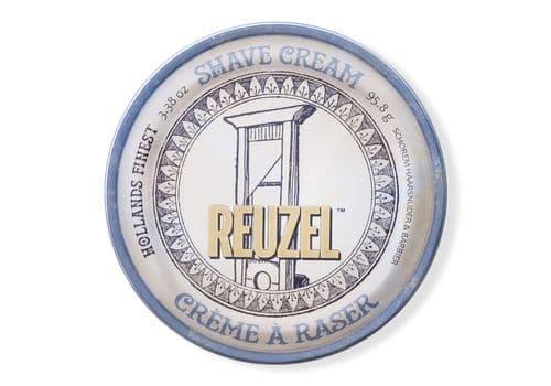 Reuzel Shave Cream - крем для бритья, 95 г, фото 1