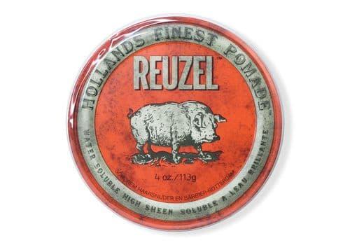 Reuzel High Sheen Pomade - помада на водной основе средней фиксации, 113 г, фото 1