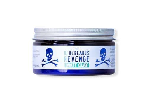 The Bluebeards Revenge Matt Clay - Матовая глина для укладки волос, 100 мл, фото 1