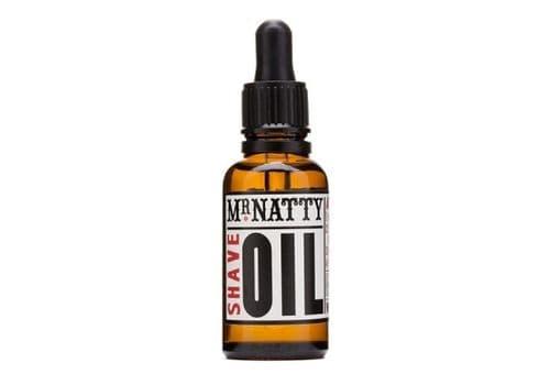 MR NATTY'S SHAVE OIL - МАСЛО ДЛЯ БРИТЬЯ, 30 мл, фото 1