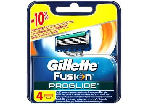 Gillette Fusion5 Proglide Power – кассеты для бритья, 4 шт., фото 1