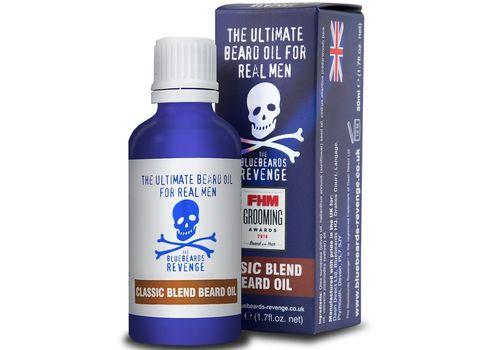 The Bluebeards Revenge Classic Blend Beard Oil  - Масло для бороды Классический купаж, 50 мл, фото 1