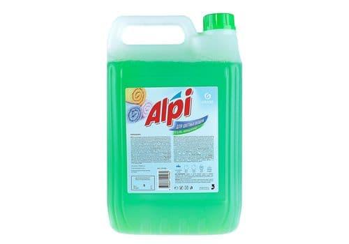 Grass - ALPI  - Гель-концентрат для цветных вещей, 5кг, фото 1
