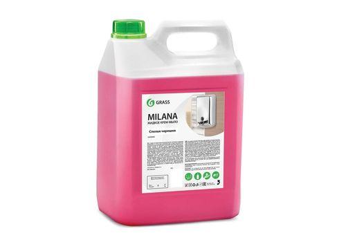 """Grass """"Milana"""" - Жидкое крем-мыло спелая черешня, 5 кг, фото 1"""