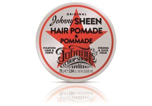 JOHNNY'S CHOP SHOP - Sheen Hair Pomade - Помада с сильной фиксацией, 75 г, фото 1