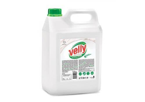Grass - Velly neutral - СРЕДСТВО для мытья посуды, 5 кг, фото 1