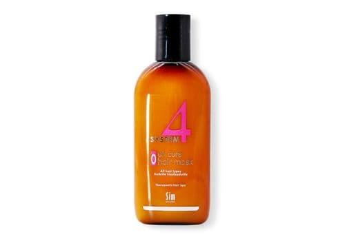 Sim Sensitive System 4 - Комплекс от выпадения волос, (шампунь 100 мл + маска 100 мл + сыворотка 100 мл), фото 4