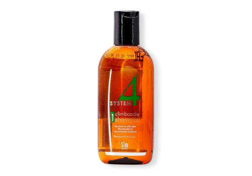 Sim Sensitive System 4 / Climbazole Shampoo № 1- Шампунь № 1 ( для нормальных и жирных волос), 215 мл, фото 1
