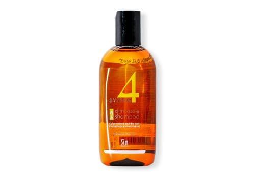 Sim Sensitive System 4 / Climbazole Shampoo № 2 - Шампунь № 2 (для сухих волос), 100 мл, фото 1