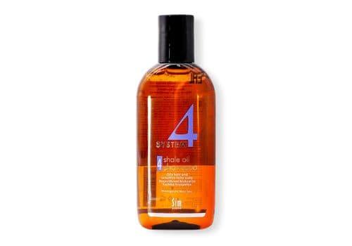 Sim Sensitive System 4 / Shale Oil Shampoo № 4 - Шампунь № 4 (для очень жирных волос), 100 мл, фото 1
