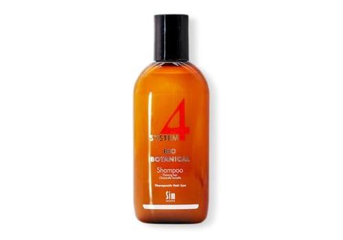 Sim Sensitive System 4 - Комплекс от выпадения волос, (шампунь 100 мл + маска 100 мл + сыворотка 100 мл), фото 2