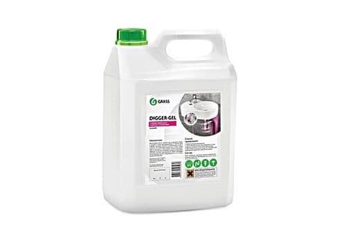 Grass - СРЕДСТВО щелочное для прочистки канализационных труб, 5.3 кг, фото 1