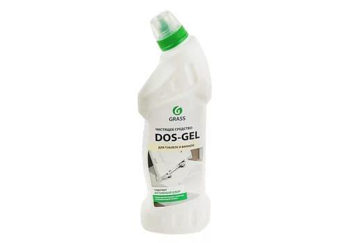 "Grass - ""DOS GEL""  - Дезинфицирующий чистящий гель, 750 мл, фото 1"