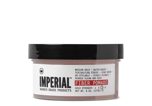 Imperial Barber Fiber Pomade - Средство для укладки волос, 177 мл, фото 1