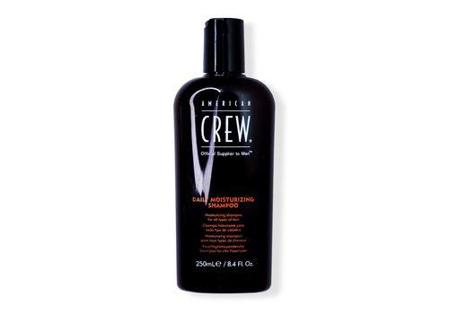 American Crew Daily Moisturizing Shampoo - шампунь для ежедневного ухода за нормальными и сухими волосами 250 мл, фото 1