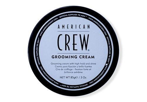 American Crew Grooming Cream  - крем с сильной фиксацией и высоким уровнем блеска для укладки волос и усов 85 г, фото 1