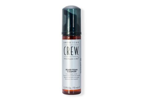 American Crew - Beard Foam Cleanser - Очищающее средство для бороды, 70 мл, фото 1