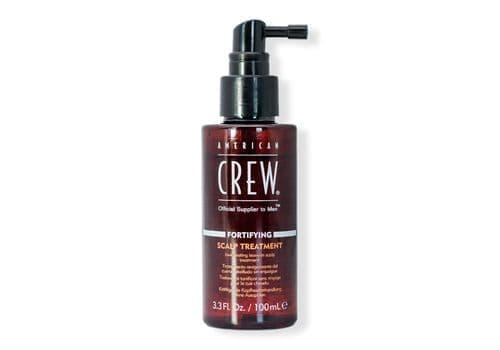 American Crew - Fortifying Scalp Treatment - Тонизирующий уход за кожей головы, 100 мл, фото 1