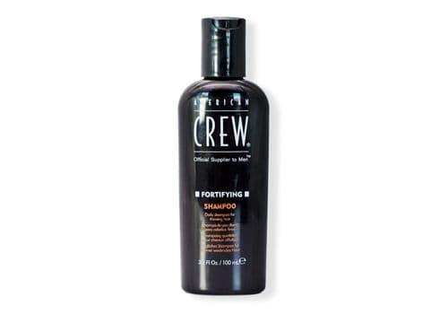 American Crew - Fortifying Shampoo - Шампунь для ежедневного ухода за тонкими волосами, 100 мл, фото 1