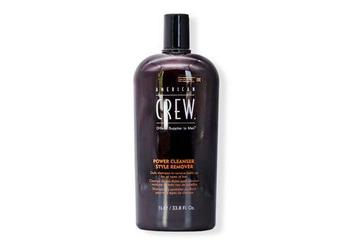 American Crew Power Cleanser Style Remover - шампунь для ежедневного ухода, очищающий волосы от укладочных средств 1000 мл, фото 1