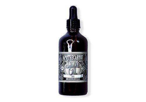 Apothecary 1893 Shave Oil XL - масло для бритья 100 мл, фото 1