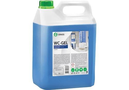 Grass - WC-gel - ЧИСТЯЩЕЕ средство, 5,3 кг, фото 1