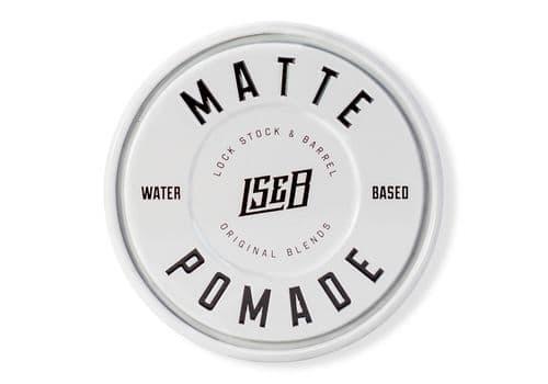 Lock Stock & Barrel - MATTE POMADE - Матовая помада, 85 г, фото 1