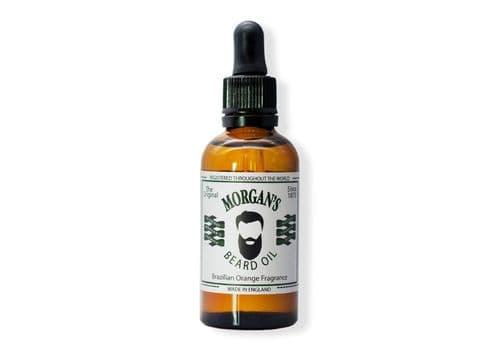 "Morgan's Beard Oil - Масло для бороды ""Бразильский апельсин"", 50 мл, фото 1"