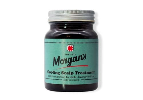 MORGAN'S Cooling Scalp Treatment - Крем восстанавливающий для кожи головы, 100 мл, фото 1