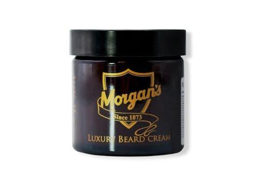 Morgan's Premium Beard Cream - Премиальный крем для бороды, 60 мл, фото 1