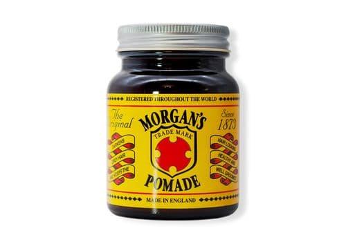 Morgan's Pomades For Gray Hair - Помада для укладки волос маскирующая седину, 100 гр, фото 1