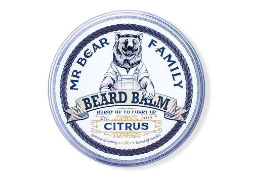 Mr. Bear Balm Citrus - бальзам для бороды 60 мл, фото 1