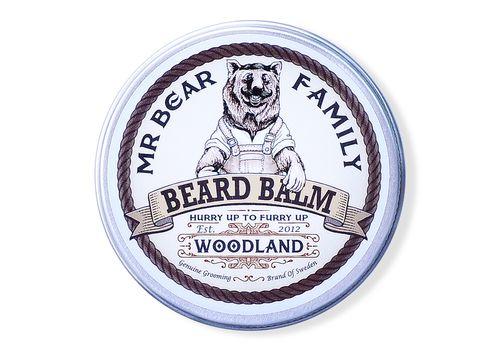 Mr. Bear Balm Woodland- бальзам для бороды 60 мл, фото 1