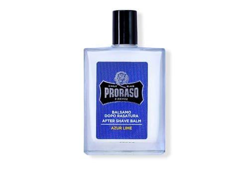 Proraso Azur Lime After Shave Balm - бальзам после бритья, 100 мл, фото 1