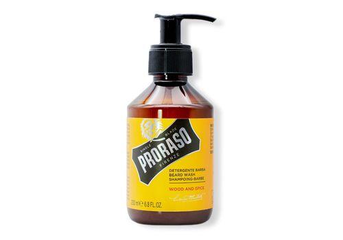 Proraso Wood and Spice Beard Shampoo - шампунь для бороды, 200 мл, фото 1