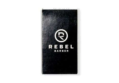 Rebel Barber - Сменные лезвия, 100шт (упаковка), фото 2