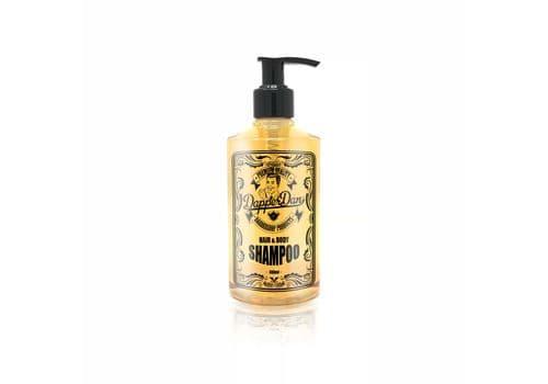 Dapper Dan Hair & Body Shampoo - Шампунь для волос + гель для душа, 300 мл, фото 1