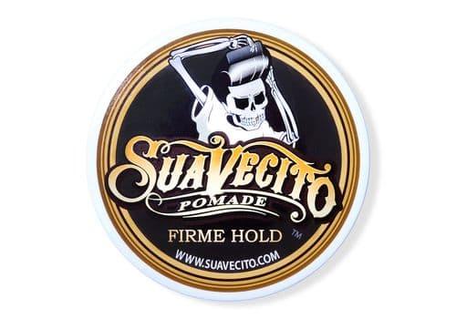 Suavecito Firme Hold Pomade - помада на водной основе для сильной фиксации, 908г, фото 1