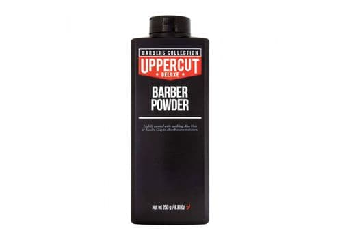 Uppercut BARBER POWDER - ТАЛЬК ДЛЯ БАРБЕРОВ, 255 г, фото 1