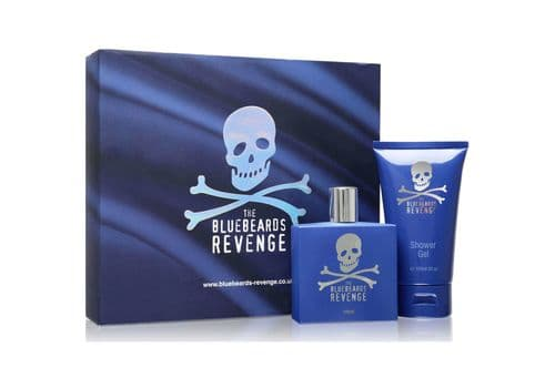 "The Bluebeards Revenge ""EAU DE TOILETTE & SHOWER GEL GIFT SET""- Подарочный набор, фото 1"