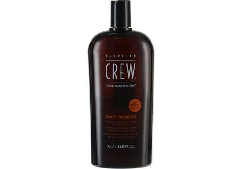American Crew Daily Shampoo - шампунь для ежедневного ухода за волосами 1000 мл, фото 1