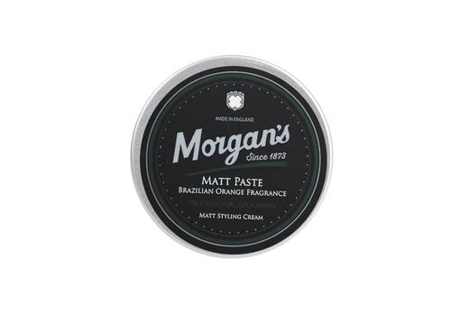 """Morgan`s - Matt Paste - Матовая паста для укладки """"Бразильский апельсин"""", 75 мл, фото 1"""